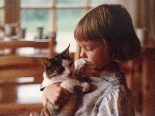 Laura ja kissa